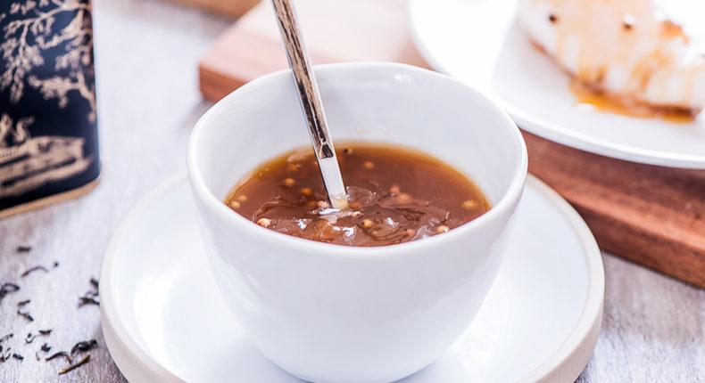 Sauce au thé vert - DR Mon Quotidien Autrement - E. Montuclard