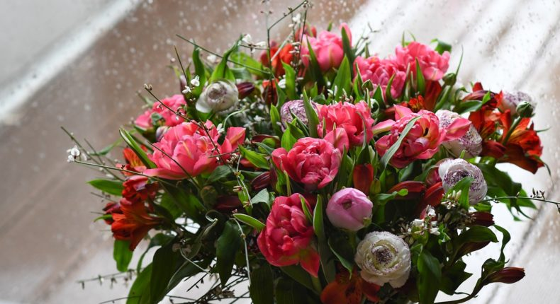 Un joli bouquet pour chasser l'hiver