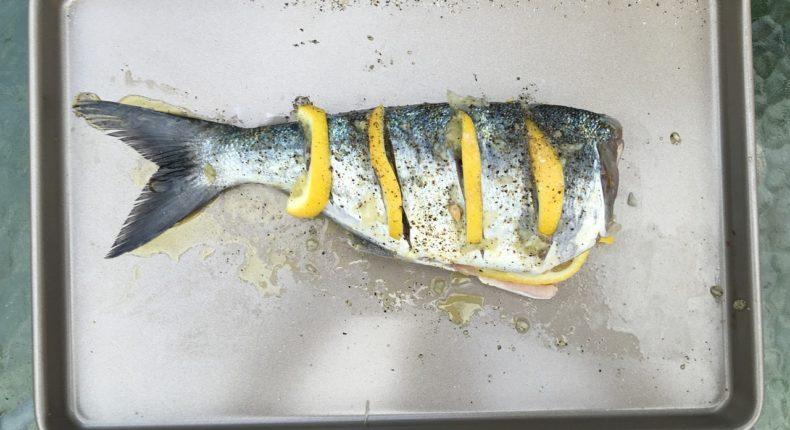 cuire-poisson