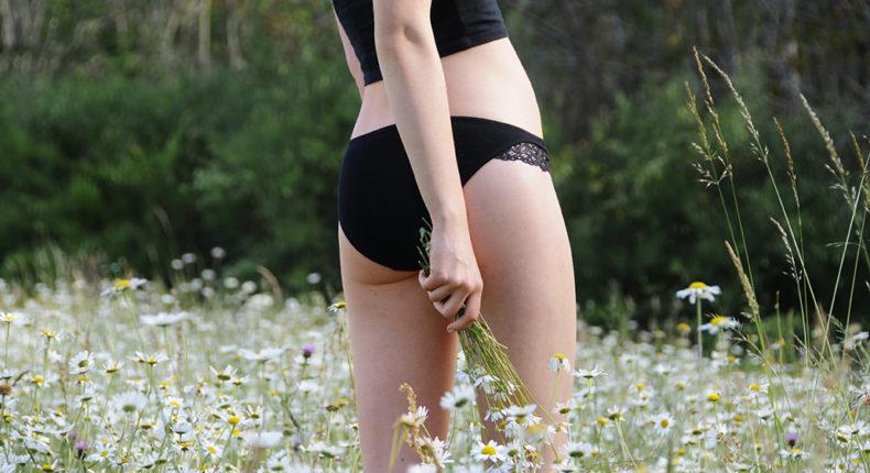 La lingerie bio et éthique Olly © DR