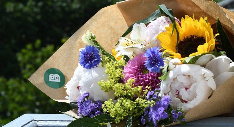 Des jolies fleurs d'été
