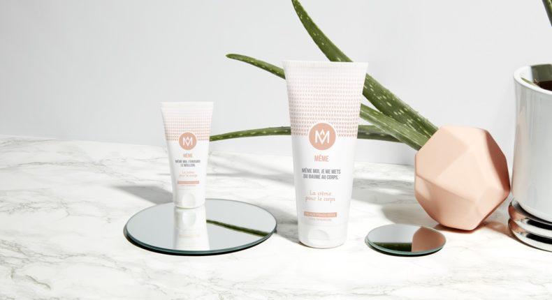 Ces crèmes pour le corps et le visage ont été spécialement développées pour les femmes souffrant de cancer.