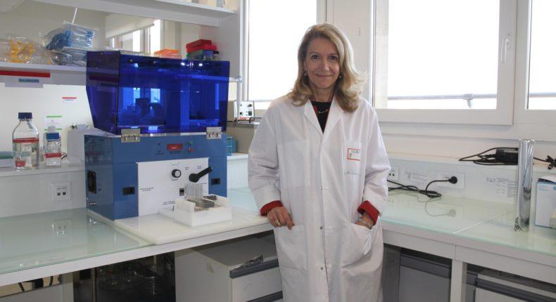 Patrizia Paterlini-Bréchot a mis au point avec son équipe un test pour détecter précocement le cancer.