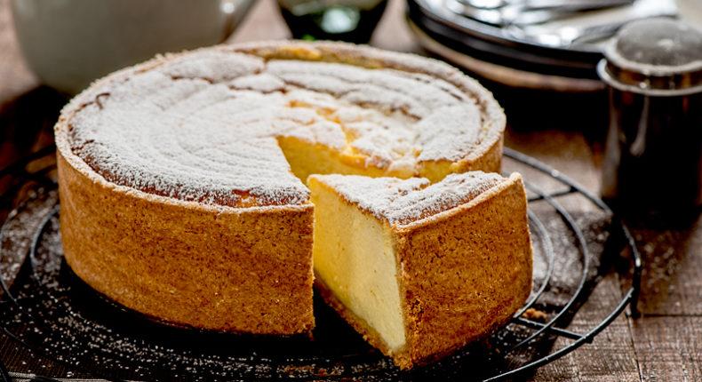 Gateau au fromage blanc ou käsekuchen - DR. Mon Quotidien Autrement - E. Montuclard