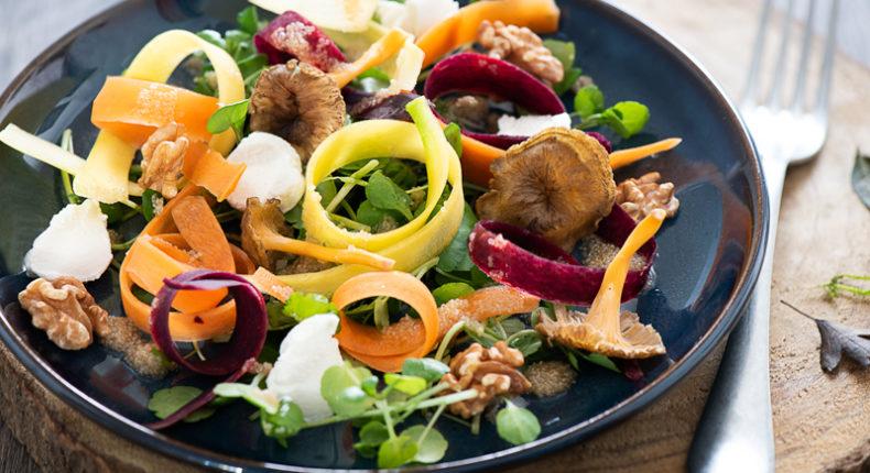 salade automnale - DR Mon Quotidien Autrement - E. Montuclard