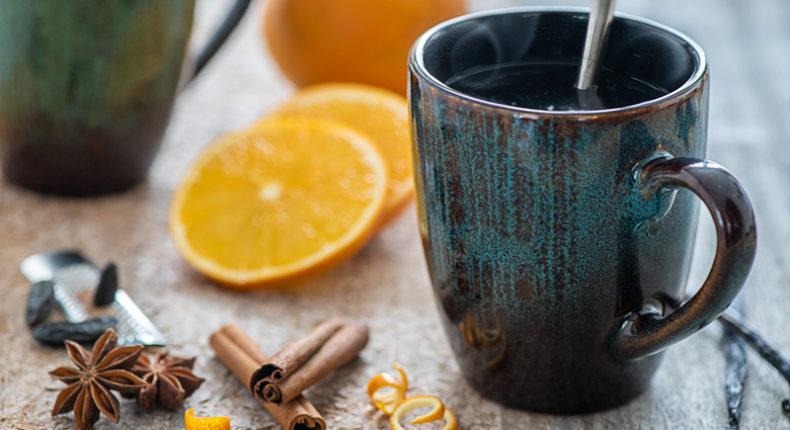 Infusion à l'orange et aux épices- DR Mon Quotidien Autrement - E. Montuclard