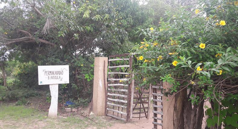 Le jardin en permaculture a été initié entre 2000 et 2004.