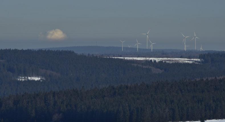 Pour réussir sa transition énergétique, l'Europe va devoir investir davantage dans les énergies renouvelables. © Stephane Mignon
