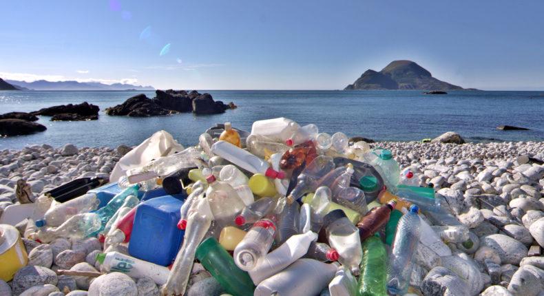 Depuis 1950, 6,3 milliards de déchets plastiques se sont accumulés sur la planète. © Bo Eide