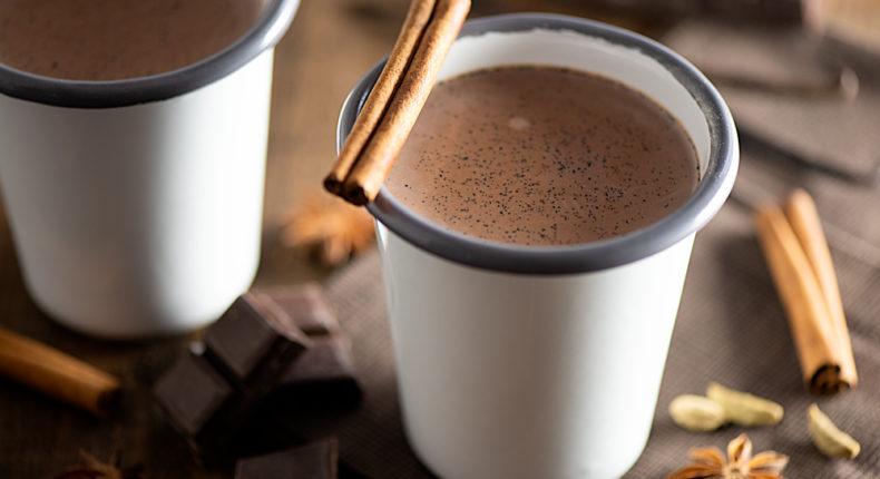 Chocolat chaud aux épices - DR Mon Quotidien Autrement - E. Montuclard