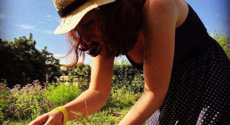 Lucile Chapsal a cofondé les cueilleuses de paysages.