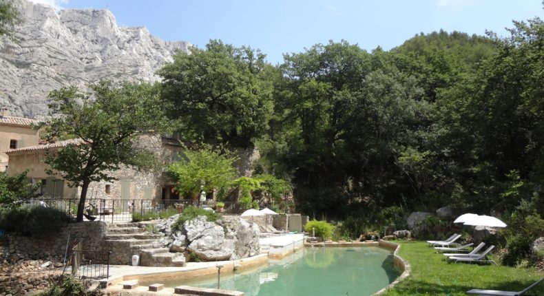 Le moulin en Provence.