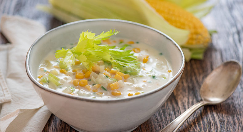 Soupe de maïs - DR Mon Quotidien Autrement - E. Montuclard