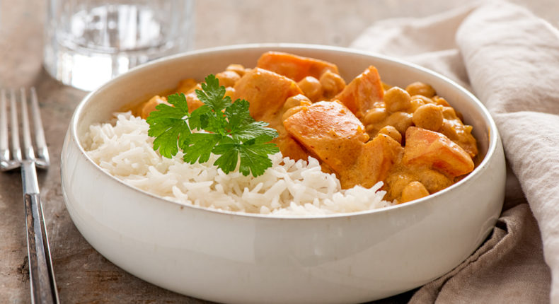 Curry de patate douce - DR Mon Quotidien Autrement - E. Montuclard