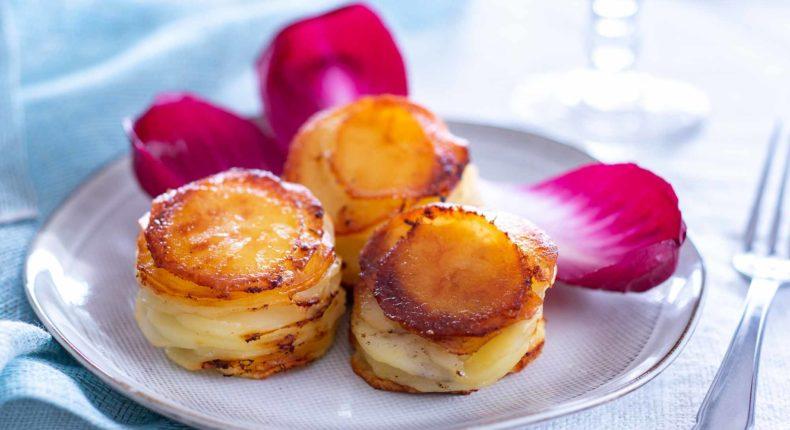 Mini gratins de pommes de terre - DR. Mon Quotidien Autrement - E. Montuclard