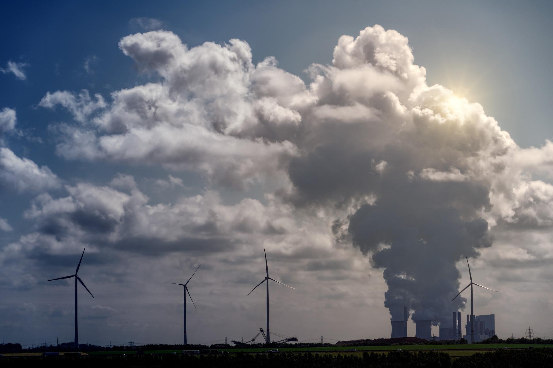 Le charbon représente 77% de la production d'électricité en Pologne