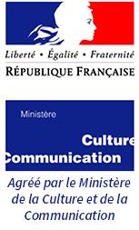 Agrement ministère culture et communication