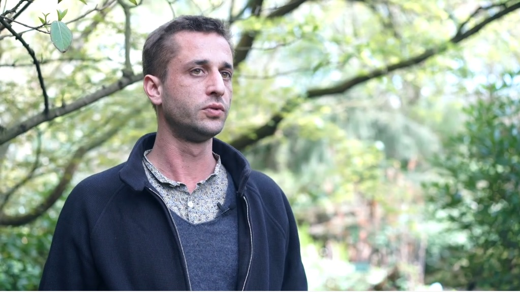 Colin Fontaine, écologue