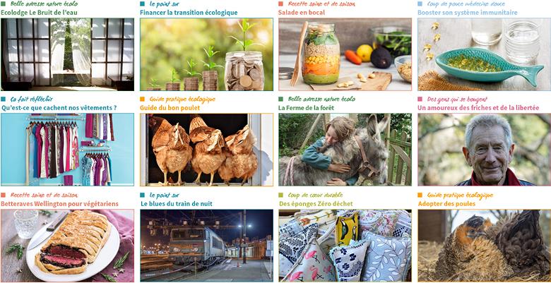 Qui sommes-nous ? Info utile, idées nouvelles, solutions concrètes !