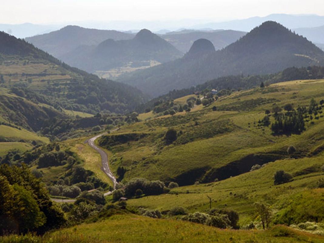Géopark Mont d'Ardèche